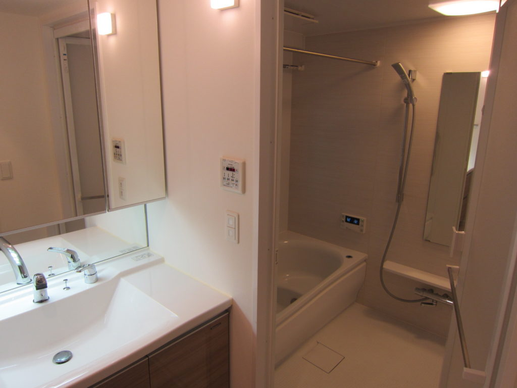 洗面 浴室